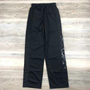 AIR JORDAN boys XL sweat pants Black